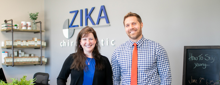 Chiropractor Lakeville MN Jacob Zika and Staff
